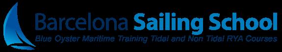 Barcelona Sailing School Logo
